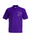 Childrens Purple Polo Aged 3-13