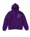 Purple Hoodie Aged 3-12